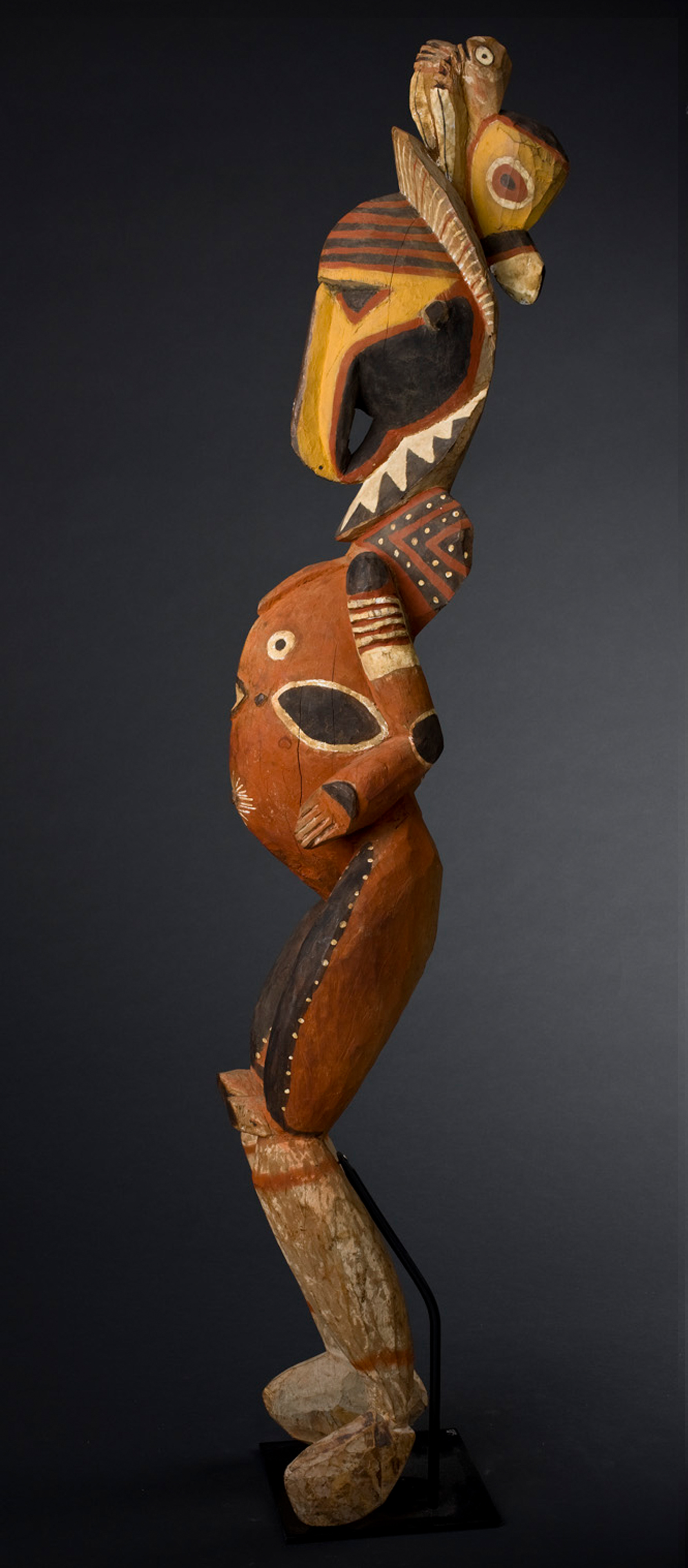 Spirit Figure, Abelam, East Sepik