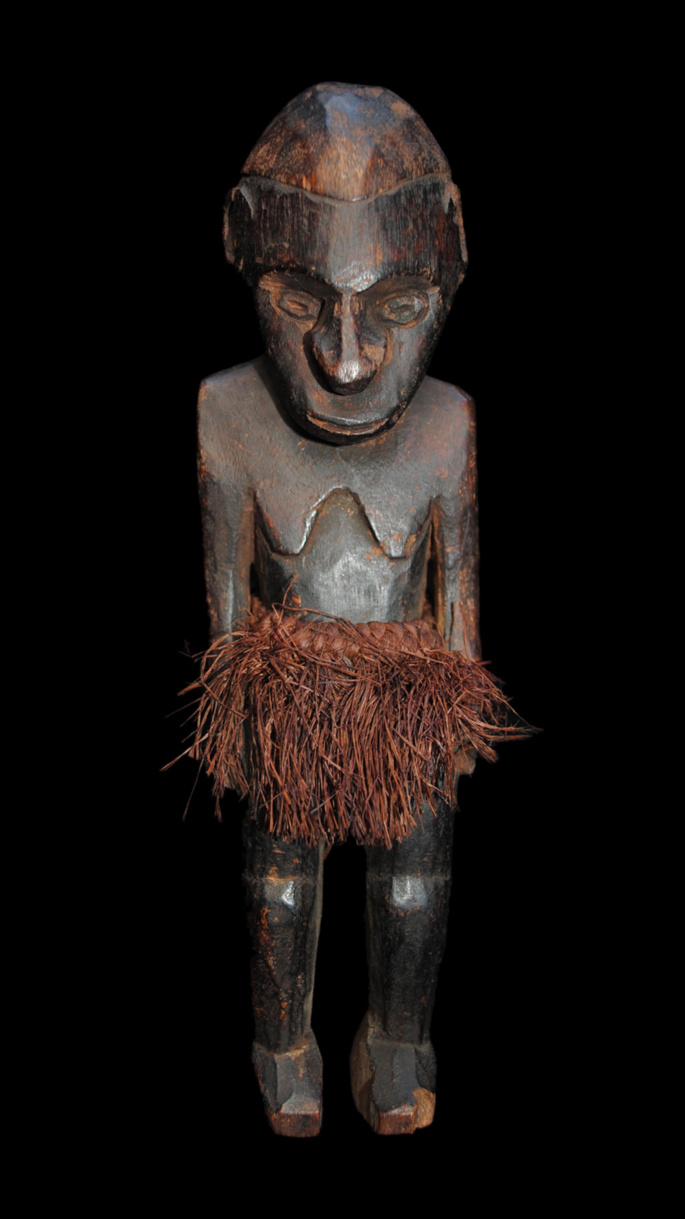 Amulet Figure, Murik Lakes East Sepik Province Papua New Guinea