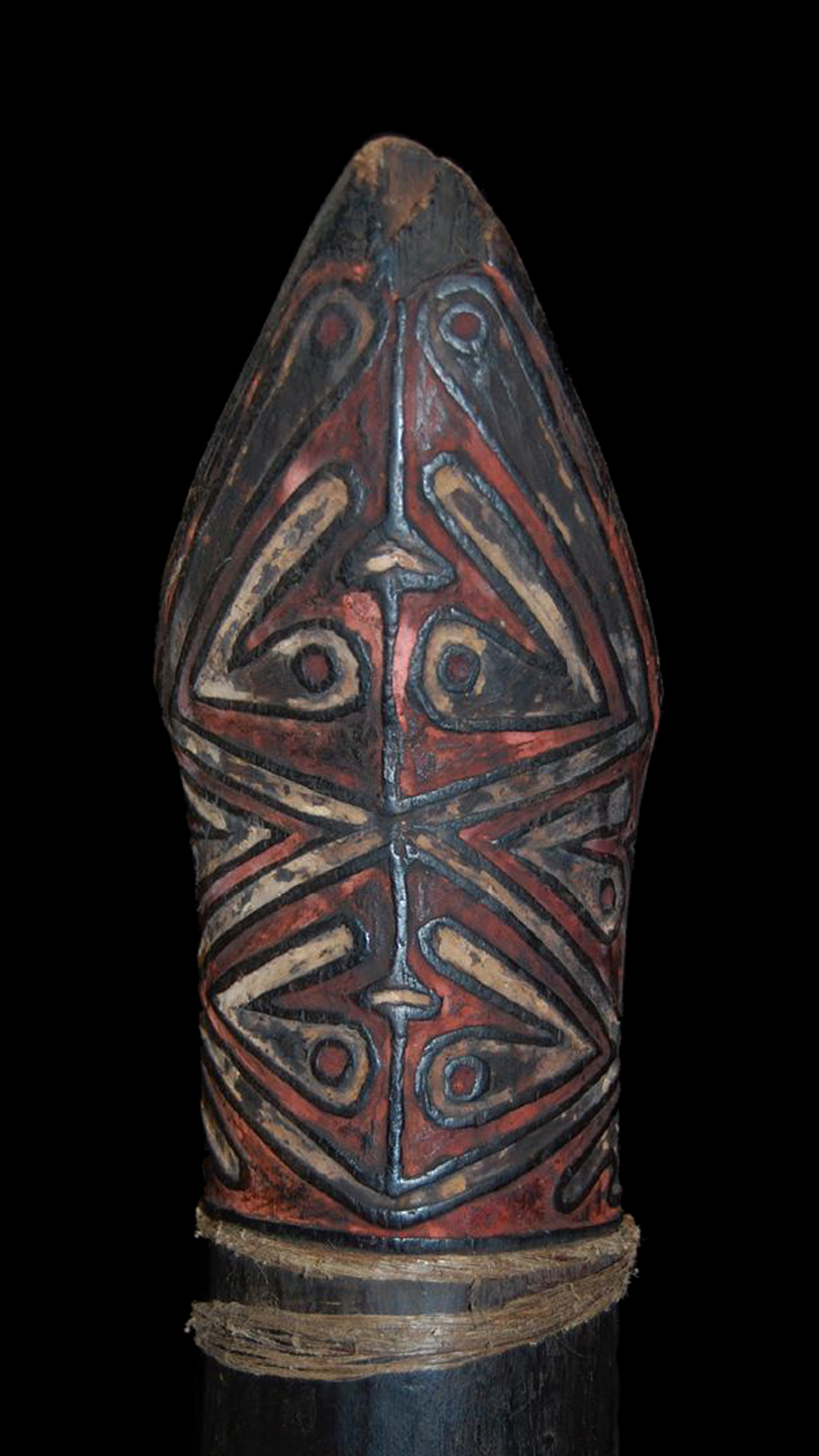 T-312 Drum, Papuan Gulf, Early 20th Century