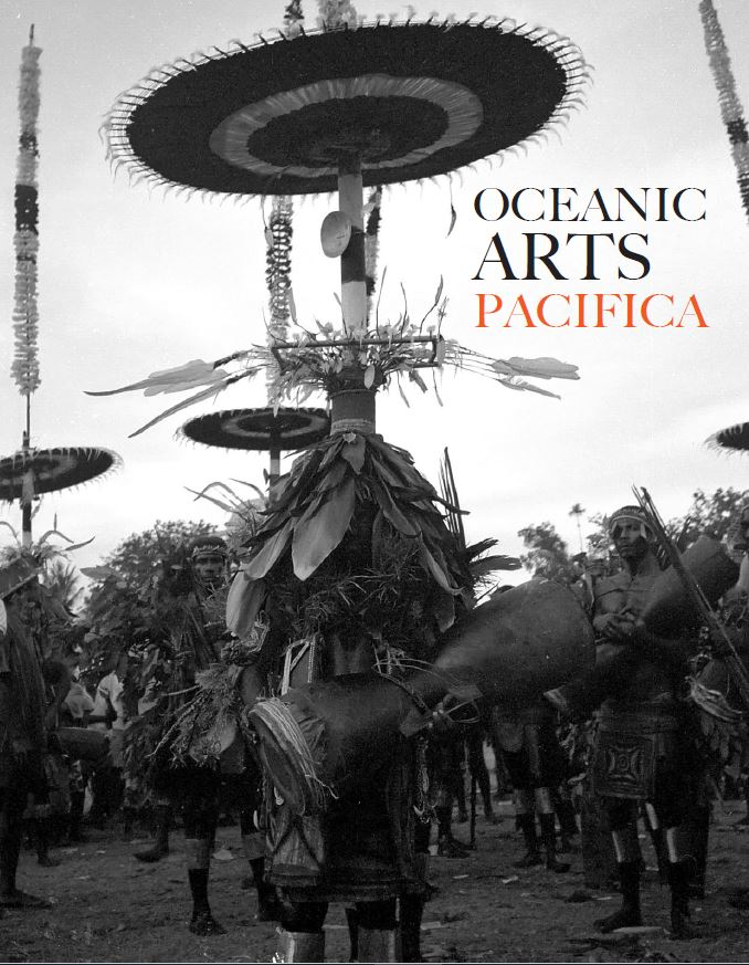 Oceanic Arts Pacifica – Artworks from the Todd Barlin Collection